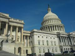 Stock Photo of United States Capitol building
