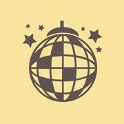 Stock Illustration of Travel Flat Icon