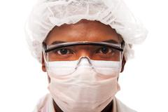 Food Industry Hygiene Stock Photos