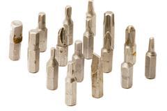 set of nozzle - stock photo