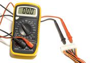 Stock Photo of alternating voltage