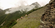 Stock Video Footage of Machu Picchu, Peru 4K – Timelapse