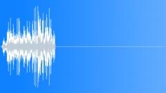 Zombie Injured Snarl Sound Effect
