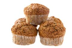 Muffin close up Stock Photos