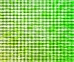 Stock Illustration of green shimmer background