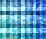 Stock Illustration of blue shimmer background