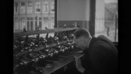 Stock Scenes Of Factory Labor (1949) Stock Footage