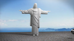 2014 FIFA World Cup in Brazil - stock footage