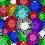 Jewel set. - stock illustration