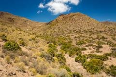 Cabo de Gata National Park, Andalusia, Spain Stock Photos