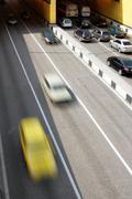Traffic - stock photo