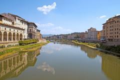 Arno - stock photo