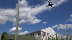 Airplanes, Passenger Jets, Aircraft, Flight Stock Footage