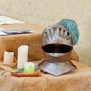 Helm - stock photo
