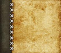 Stock Illustration of Leather background