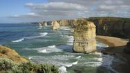 Stock Photo of 12 apostles