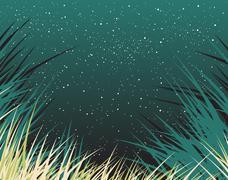 Nightgrass Piirros