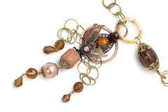 beads close up - stock photo