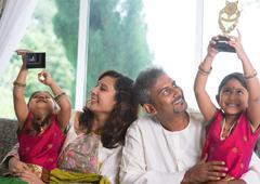 Education achievement Stock Photos