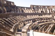 Stock Photo of coliseum arena