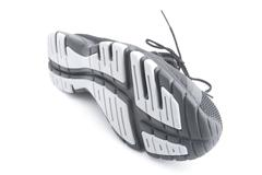 Sole sport shoes - stock photo