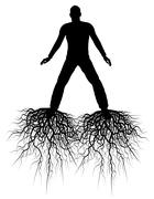 Stock Illustration of roots