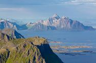 Stock Photo of Scandinavian coast