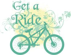 Stock Illustration of Get a ride