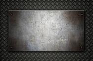 Metal background Stock Photos
