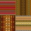 Stock Illustration of Decorative African patterns