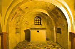 Helena chapel - stock photo