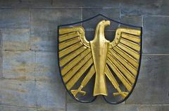 Federal eagle - stock photo