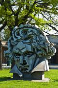 Beethoven - stock photo
