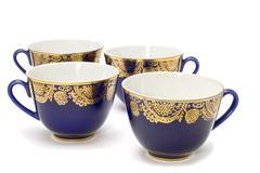 tea-service - stock photo