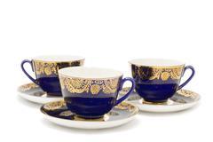 tea-table - stock photo