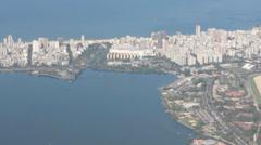 Rio de Janeiro, the city of 2014 FIFA World Cup Stock Footage