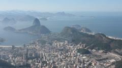 Rio de Janeiro, the city of 2014 FIFA World Cup - stock footage