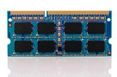 Computer memory chip Kuvituskuvat