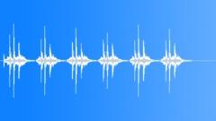 Stock Sound Effects of DSLR camera burst mode