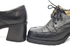high-heeled - stock photo