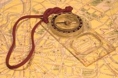Navigation Stock Photos