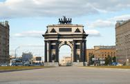 Stock Photo of monument triumphal arch