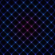 Abstract neon light black texture vector illustration Stock Illustration