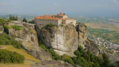 Meteora, Greece Stock Footage