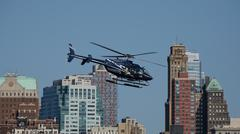 Helicopters, Aircraft, Flight, Travel - stock photo