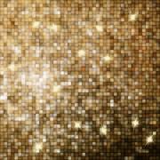 Stock Illustration of Amazing design on gold glittering. EPS 10