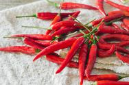 Stock Photo of red chili