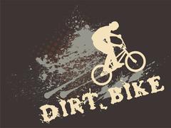 Dirt bike Piirros