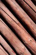 Abstract background with wooden plank - stock photo