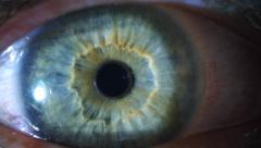 Extreme Eye Stock Footage